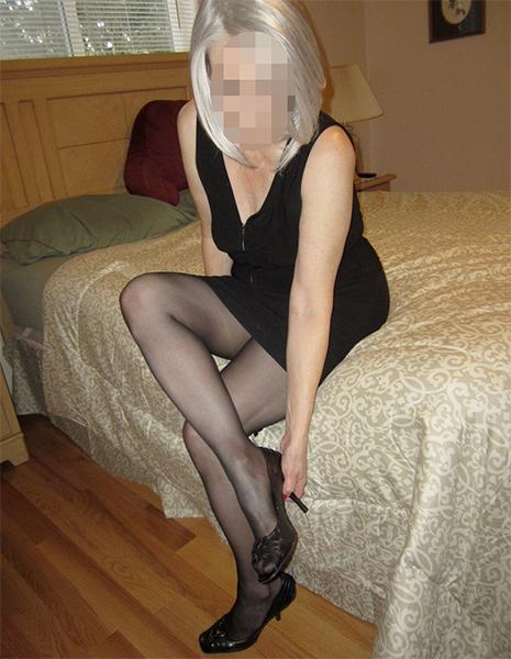 Blonde chic BCBG cherche homme pour rencontre coquine sur Dijon