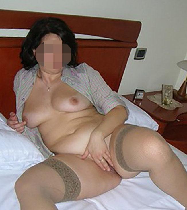Plan cul avec une femme au foyer de Toulouse